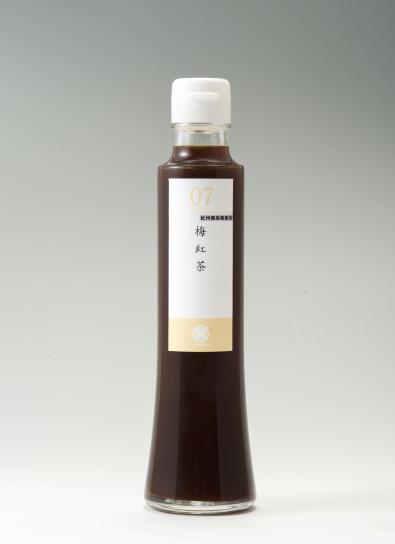 梅紅茶 200ml
