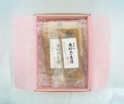 南都奈良漬(白瓜)250g超×2袋