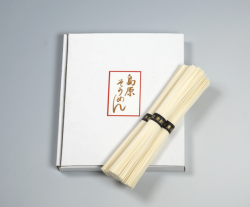 島原素麺400g(8束)化粧箱入