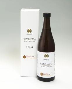 メープルシロップ梅黒酢 720ml