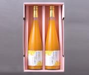 ほんまもんみかん果汁 500ml×2本(化粧箱入)