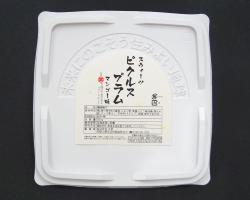 スウィーツピクルスプラム マンゴー味 700g(容器)