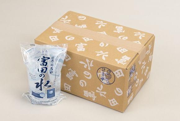 富田の水 1箱(1.3L×8個)